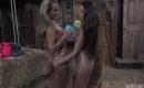 Deutsches Sexvideo - Williges Babe wird von zwei Schwänzen knallhart gevögelt