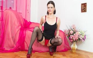 Deutsche Pornofilme Frau auf feuchten Sex