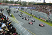 Melbourne Events - Australian Grand Prix