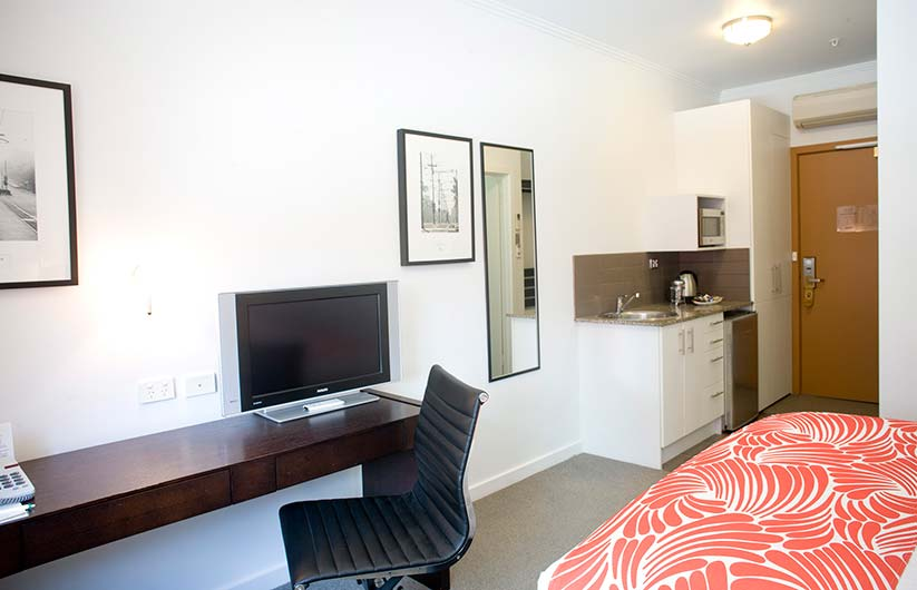 melbourne studio apartments