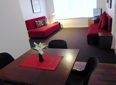 Serviced Apartments Melbourne One Bedroom