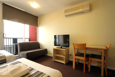 Carlton Studio Accommodation