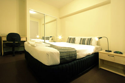 One Bedroom Serviced Apartment Melbourne