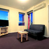 two bedroom apartment Swanston Street Melbourne