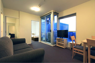 2 Bedroom Self Contained Apartments Melbourne