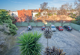 Barkly Apartments St Kilda car parking