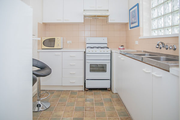 One Bedroom Apartment Accommodation St Kilda