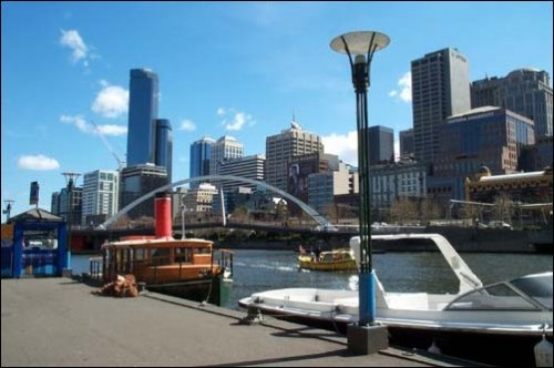 Southbank Melbourne City