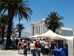 The Esplanade Markets St Kilda
