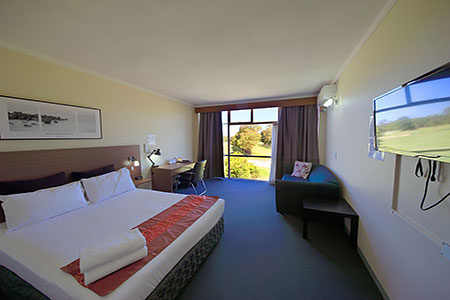 West Ryde accommodation Corporate Room