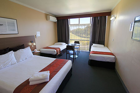 West Ryde accommodation Family Room