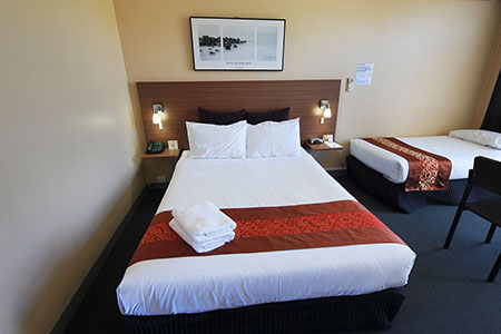 West Ryde accommodation Twin Share Room