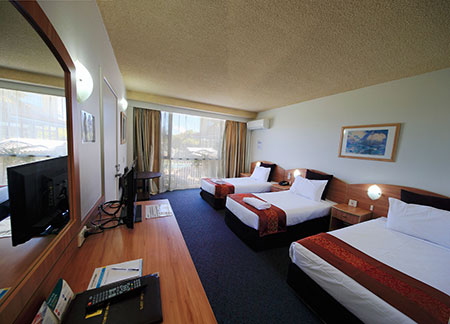 West Ryde accommodation Triple Room
