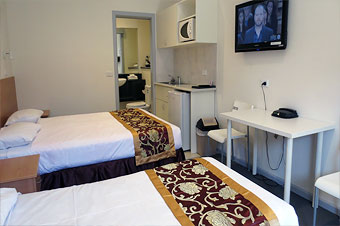 Melbourne Executive Accommodation