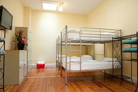 Female Dormitory (6 Bed)