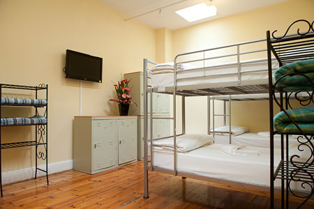 Male Dormitory (6 Bed)