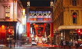 Melbourne hotel accommodation near Chinatown