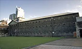 Melbourne hotel accommodation near Old Melbourne Gaol