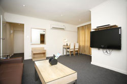 North Melbourne Self Contained Apartments