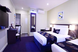 Parkville Accommodation North Melbourne