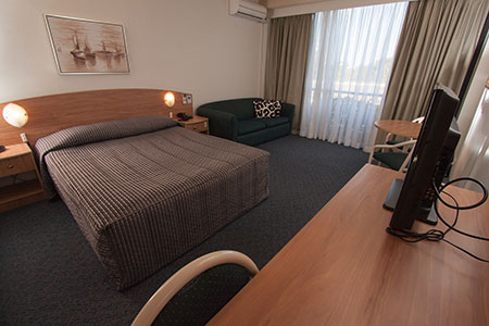 West Ryde accommodation Standard Queen Room