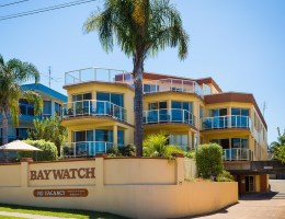 baywatch apartments