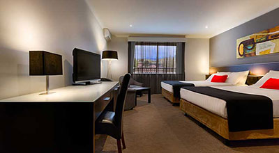 St Kilda Deluxe Rooms Melbourne