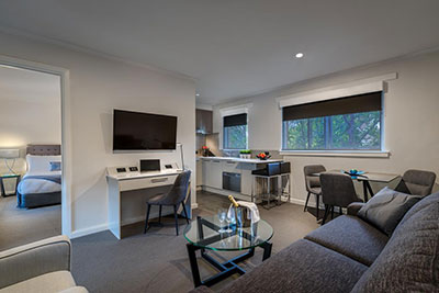 Executive 1 Bedroom Apartments St Kilda
