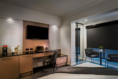 Melbourne Hotel Rooms St Kilda