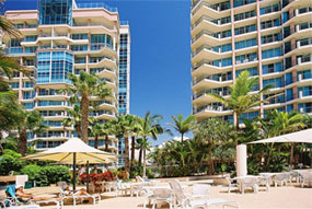 Beachfront Broadbeach Accommodation