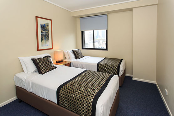 Empire Twin Suite (Deluxe Accommodation Melbourne
