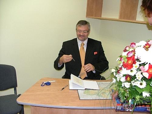 Bērnu un ģimenes lietu ministrs Ainars Baštiks