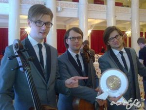 Melo-M iegūst 3. vietu TEREM CROSSOVER COMPETITION konkursā Sanktpēterburgā