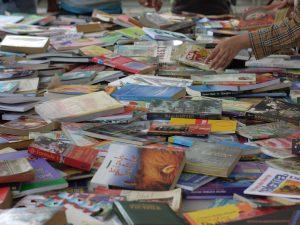 I Share a Book – grāmatu apmaiņas platforma Miera ielas republikā