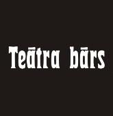 Teātra bāra logo