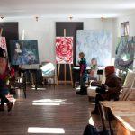 Mākslas medības 2012 Kalnciema kvartālā