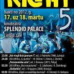 Kino nakti CRAZY NIGHT 5