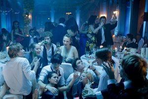 Kino nakti CRAZY NIGHT 5 Kultūras Akadēmijā. Tēma: Vai viegli būt jaunam?