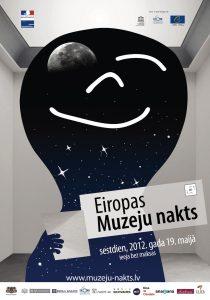 Vairāk kā 133 muzeji piedalīsies Muzeju naktī 2012