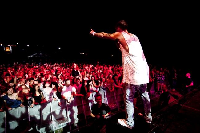 GACHO uzstāšanās festivālā Fonofest