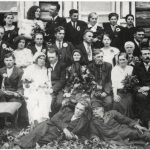 Latgaliešu kāzas Rakstniecības un mūzikas muzejā