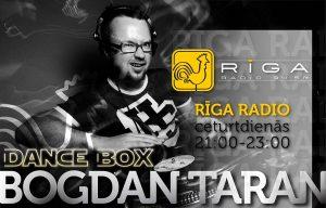 Rīga Radio ar Bogdan Taran un The Soul Scouts