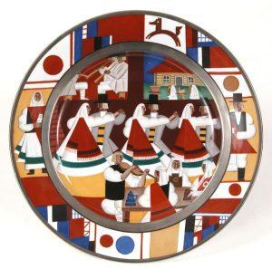 Sarunas muzejā: Rīgas mākslas porcelāns. 1925-1940