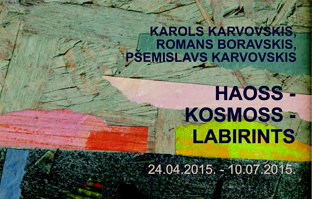 Romana Boravska, Karola un Pšemislava Karvovska gleznas Rotko Centrā Daugavpilī