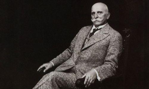 Vilhelms Purvītis, 1938. Foto: R.Johansons