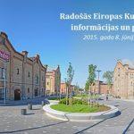 Eiropas Savienības programmas Radošā Eiropa informācijas un partnerības diena Rīgā
