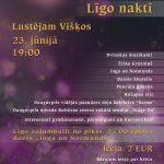Līgo svētku pasākumi Daugavpils novadā