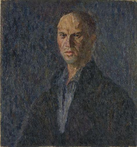 Aleksandrs Dreviņš - pašportrets