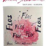 Flos – gleznotājas Annas Silabramas personālizstāde
