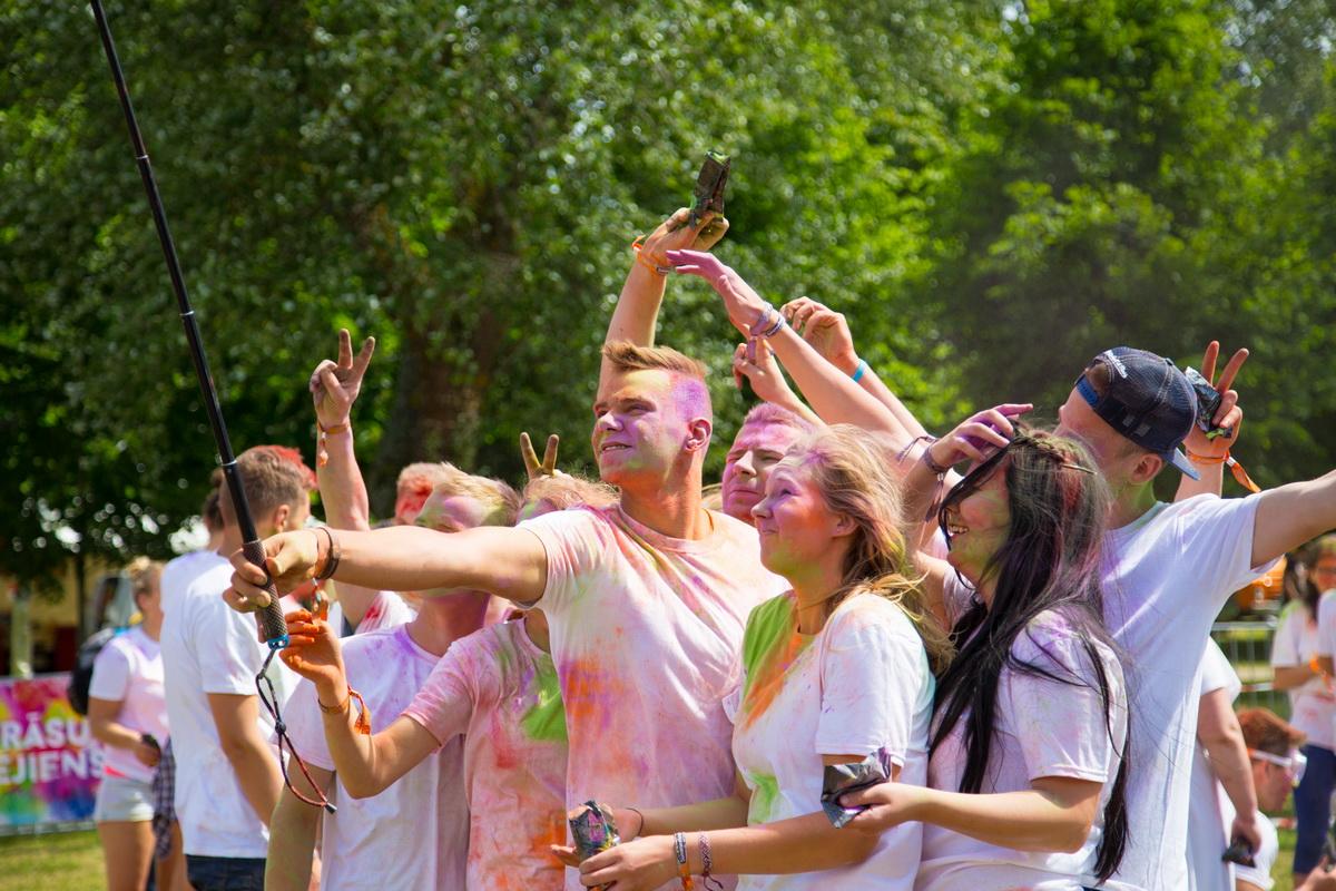 summer sound 2015 krāsu skrējiens